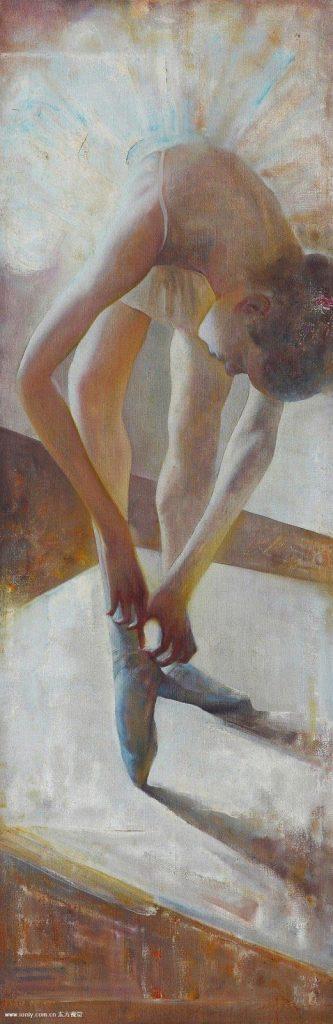 4. Xing Jianjian, Ballet