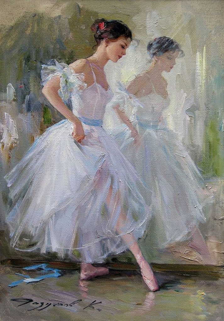 6. Konstantin Razumov, Ballet