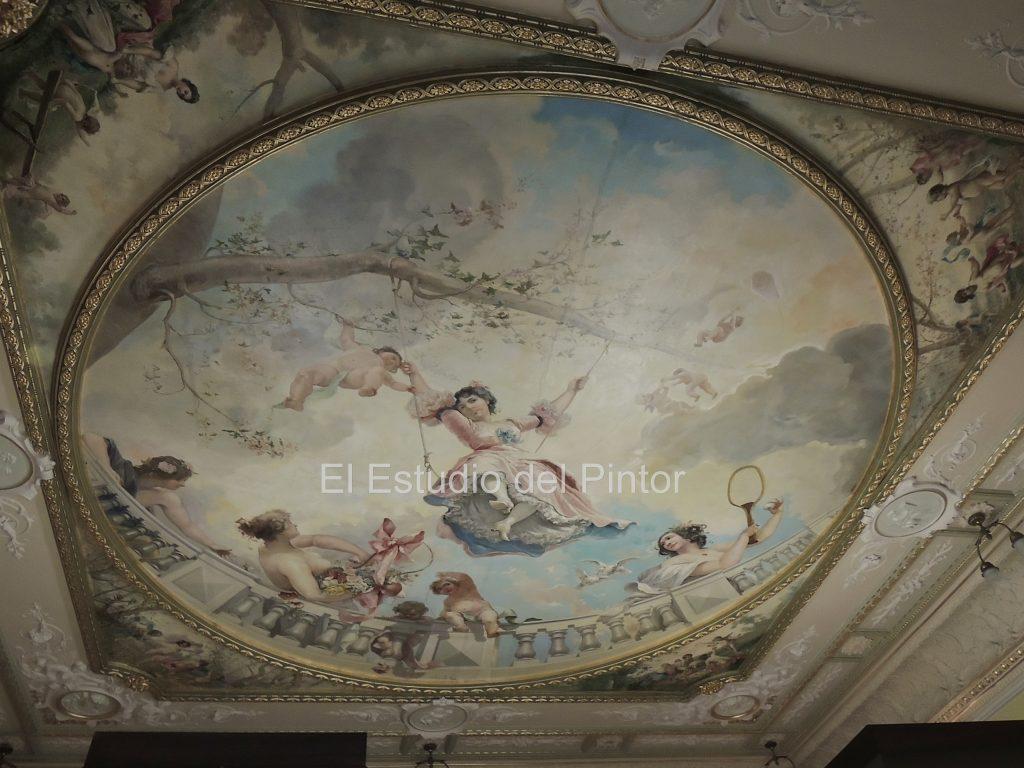 13 Techos, Museo Lázaro Galdiano