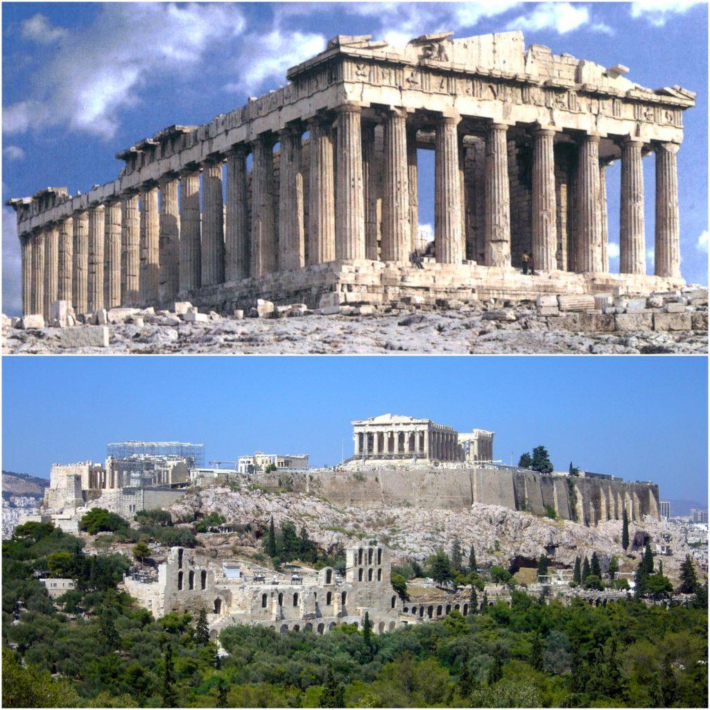 2. Partenón (def)