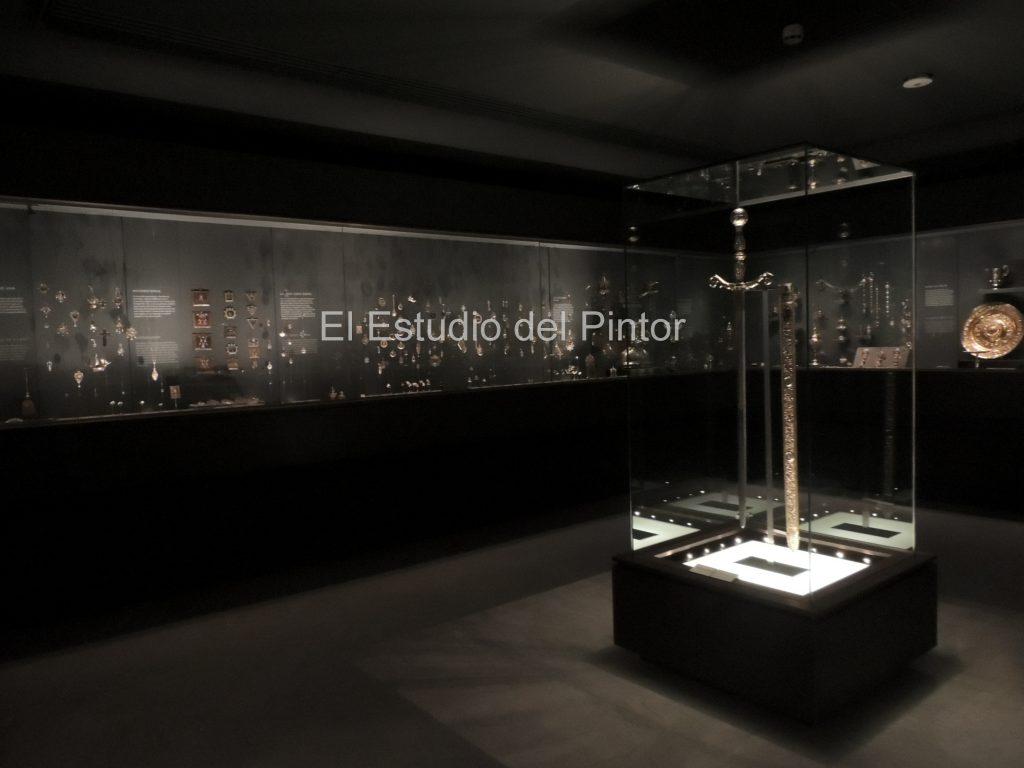 4 Cámara del Tesoro, Museo Lázaro Galdiano