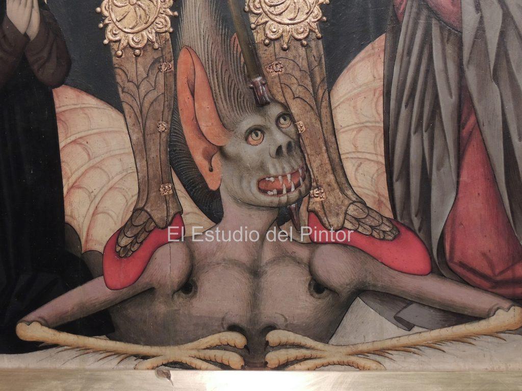 5 San Miguel, Museo Lázaro Galdiano