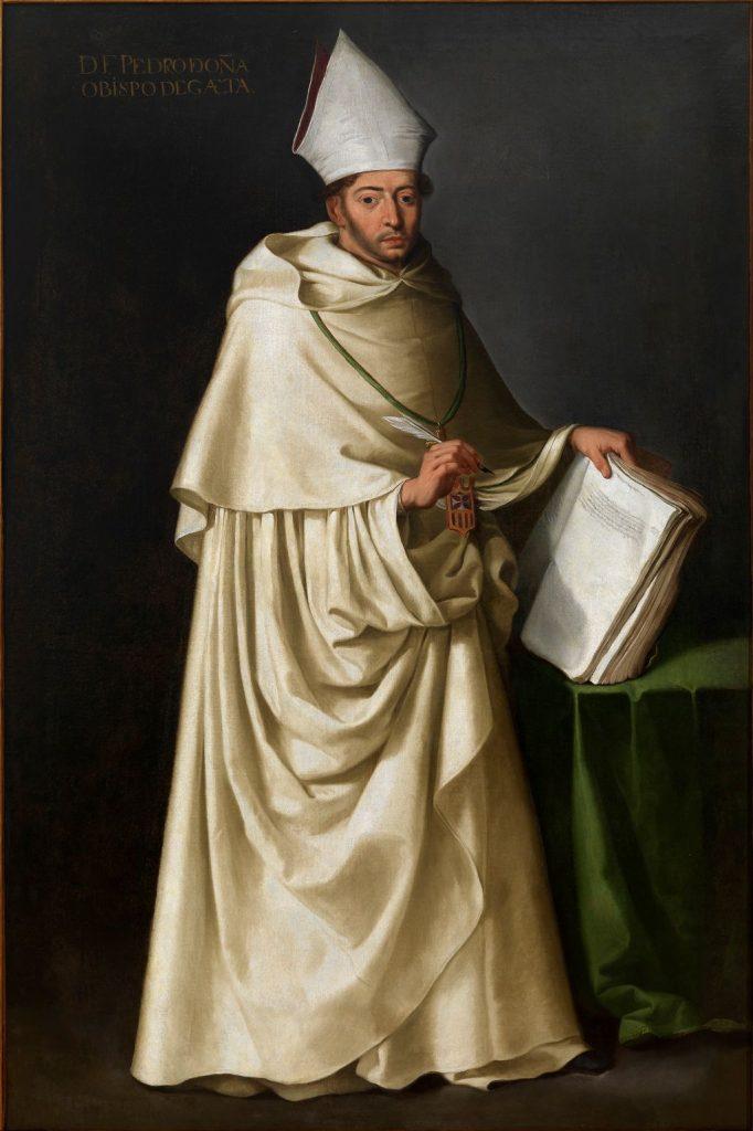 5. Zurbarán, Fray Pedro de Oña