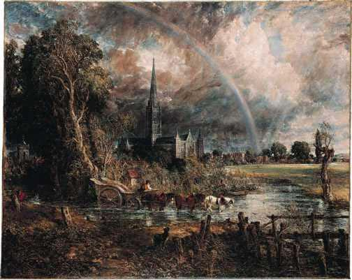 13. Catedral de Salisbury, Constable