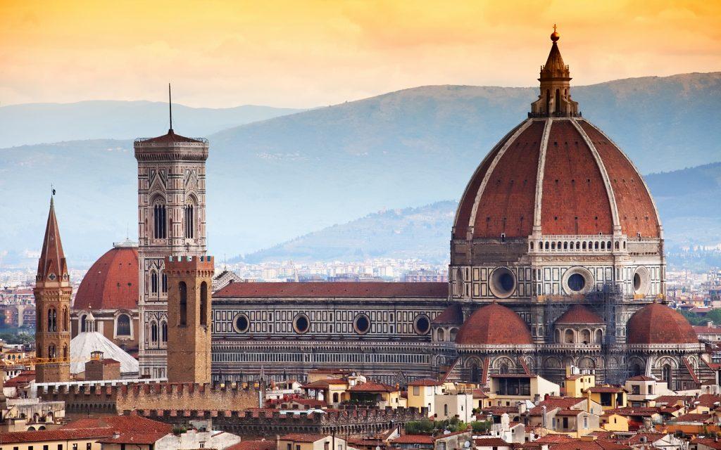 La Florencia de Brunelleschi: La cúpula de la Catedral de Santa ...