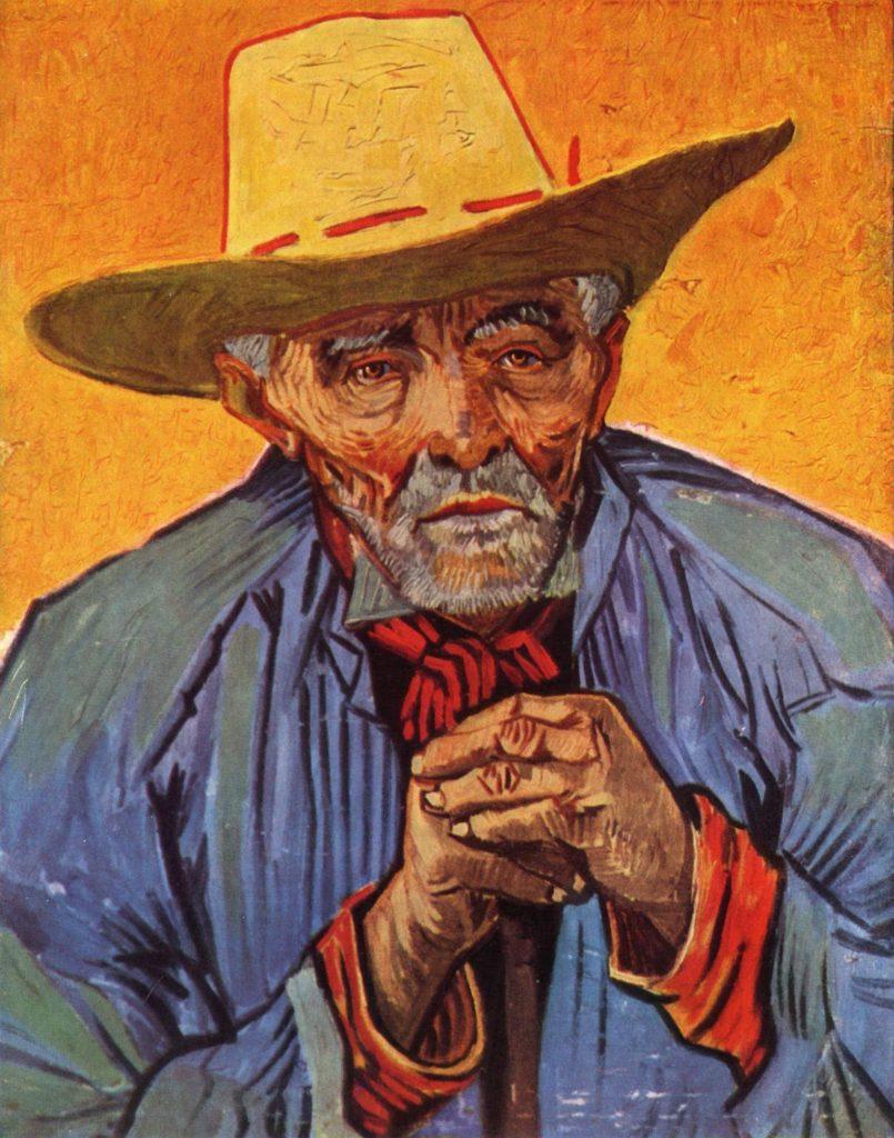 12. Viejo campesino