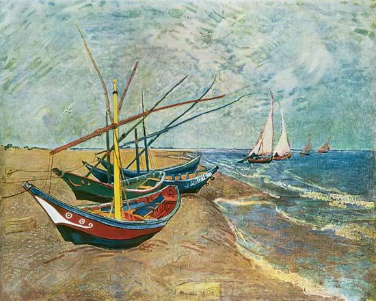 16. Las Barcas