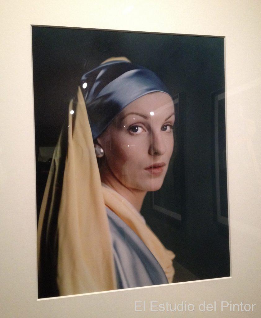4. Erwin Blumenfeld, La joven de la perla, 1945