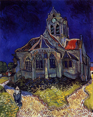 8. Iglesia en Auvers