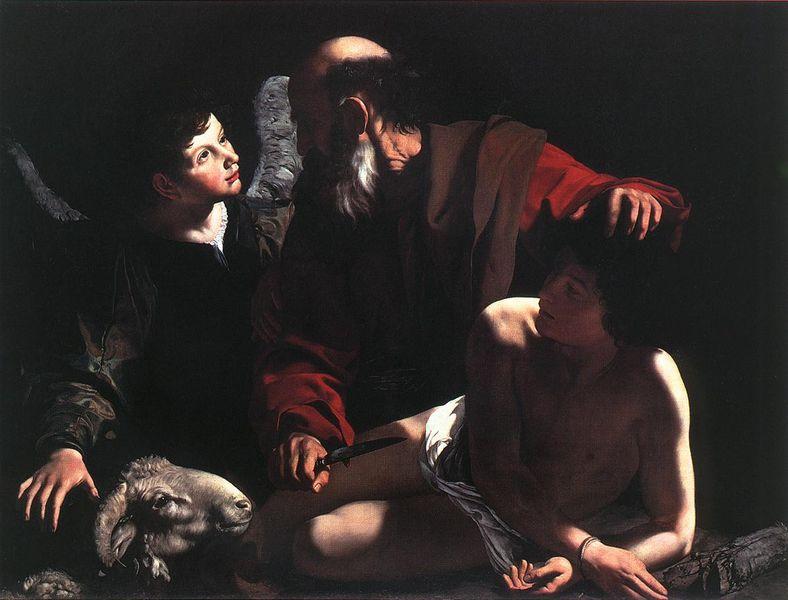 15. Sacrificio de Isaac