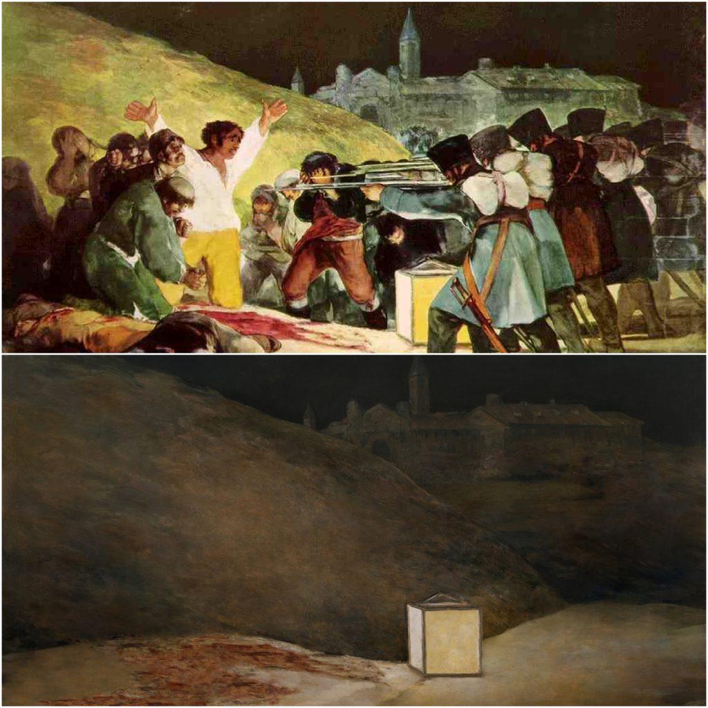 7. 3 de mayo, Goya