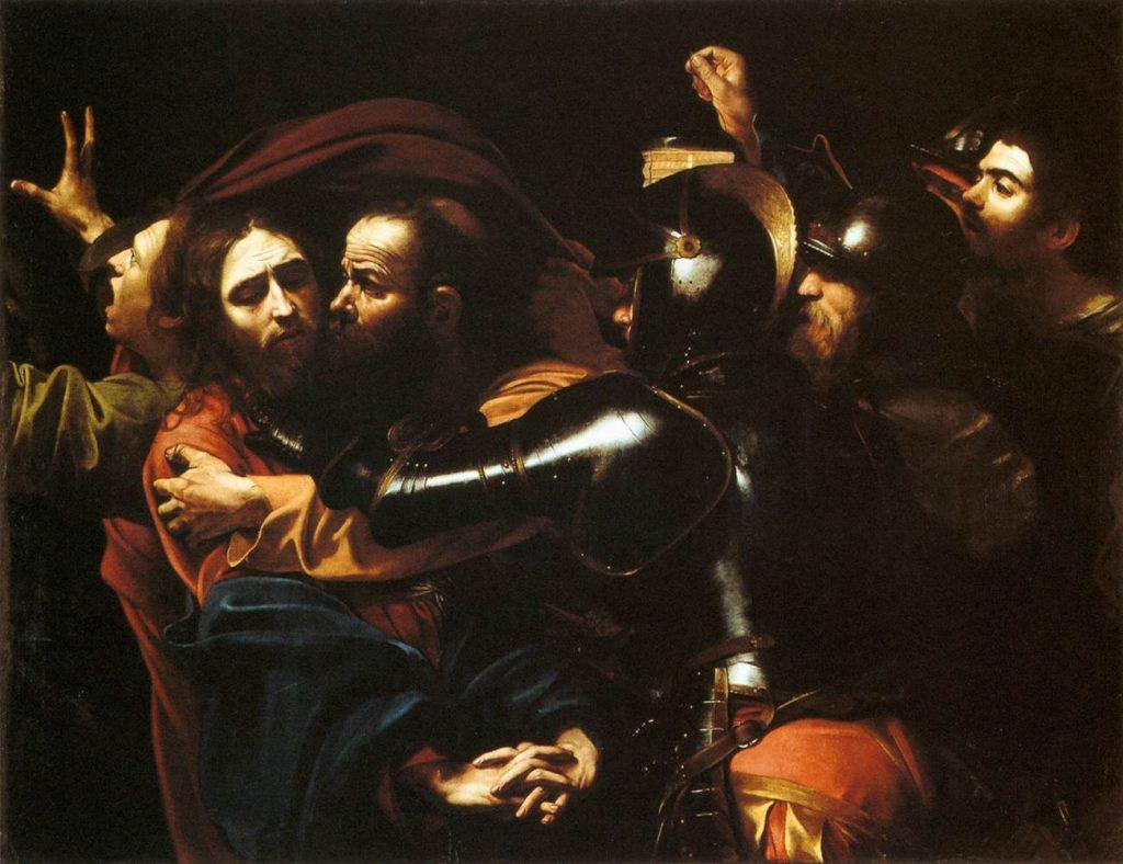 5. Prendimiento de Cristo