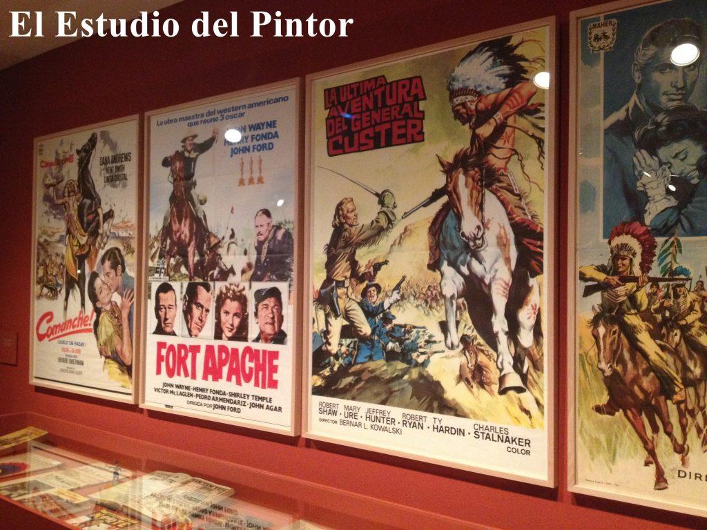 Carteles del Archivo Gráfico de la Filmoteca Española