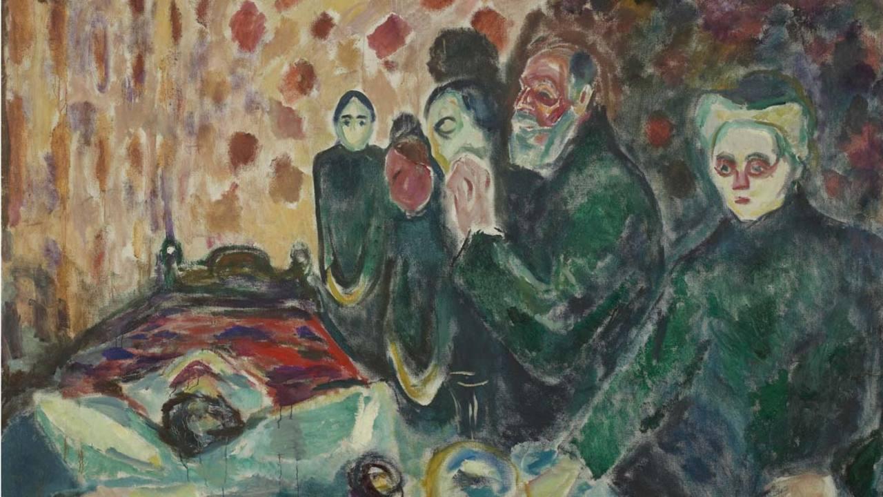Agonía Munch