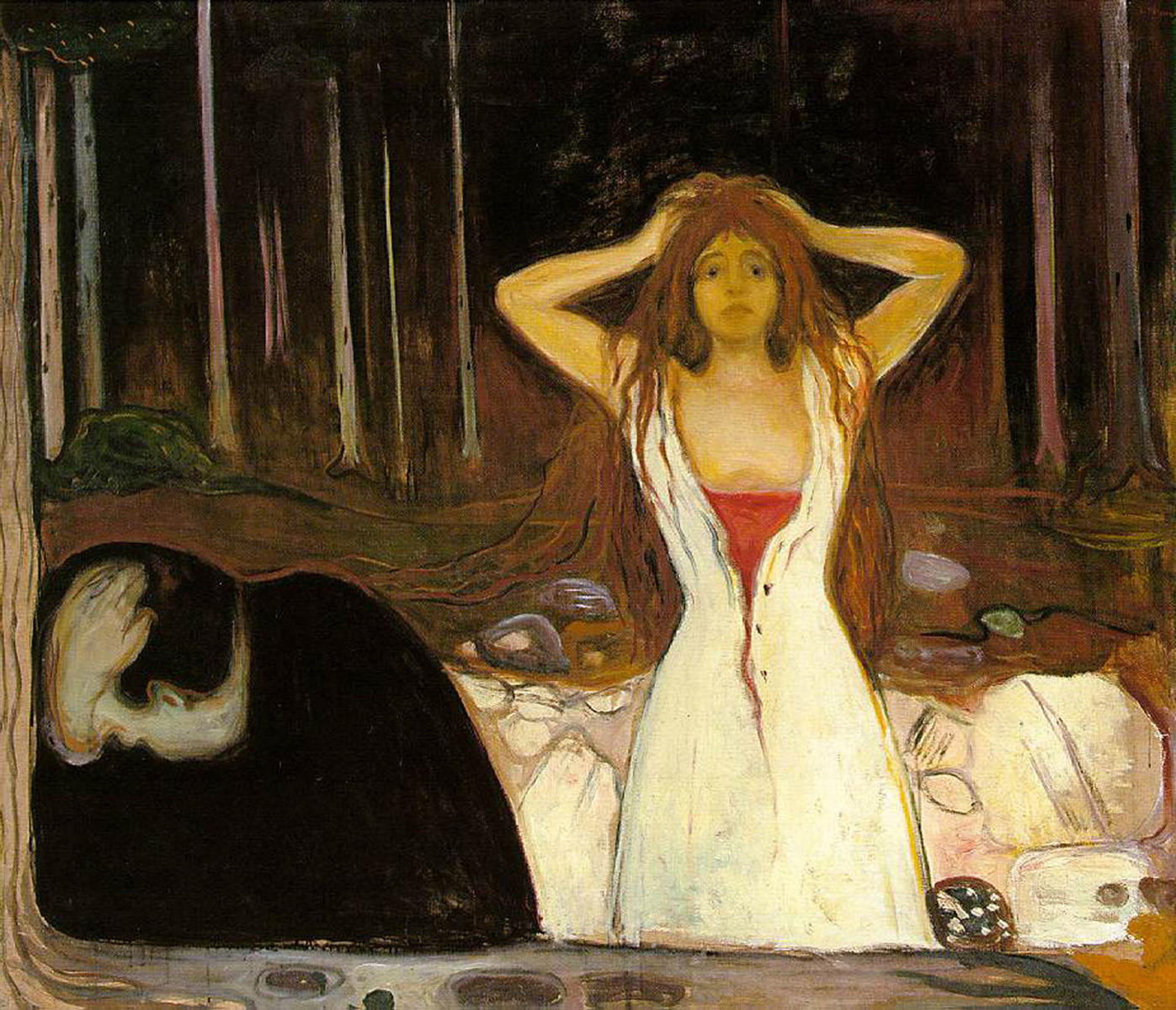 8. Munch, Cenizas