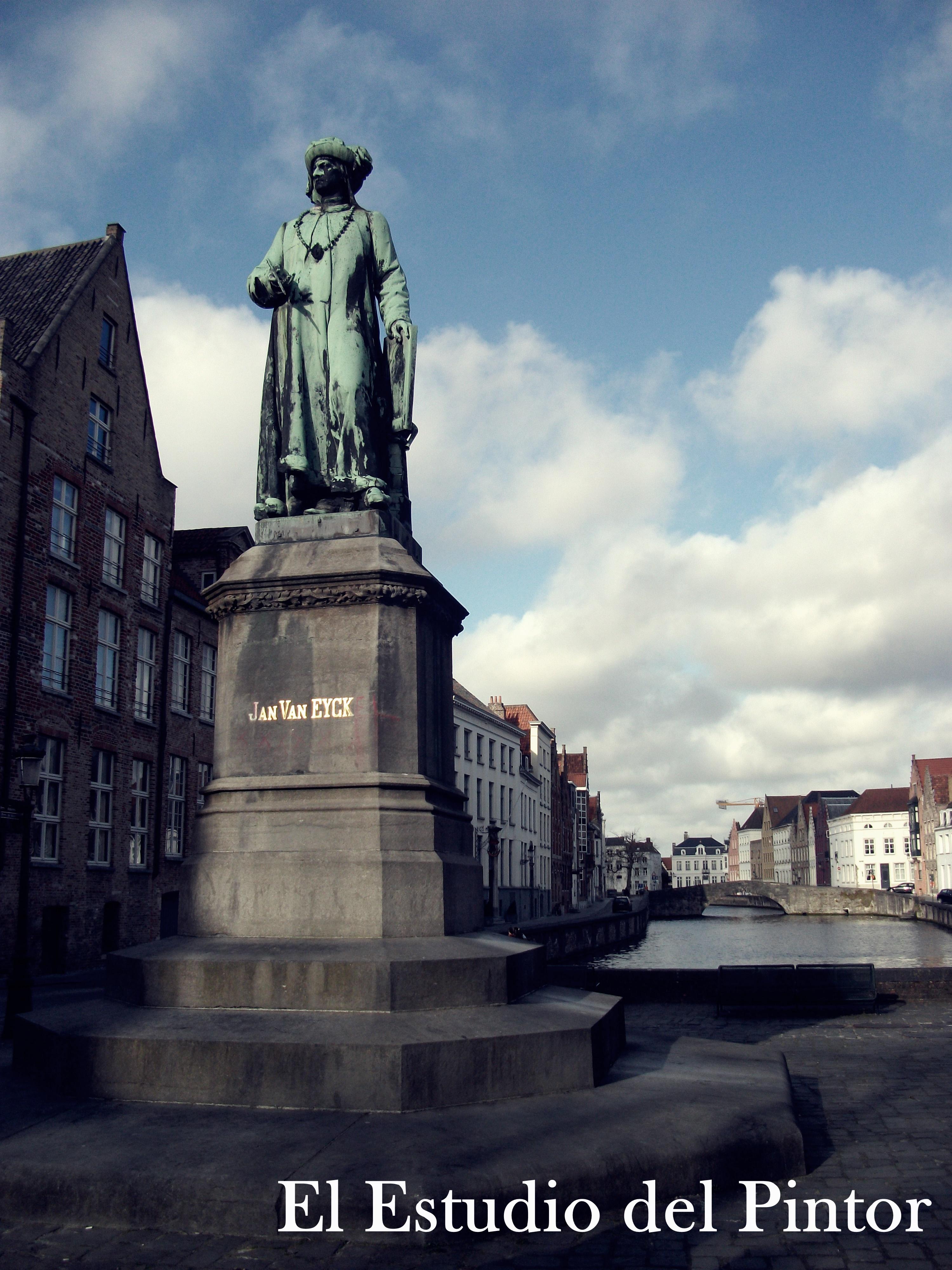 6. Plaza de Jan van Eyck