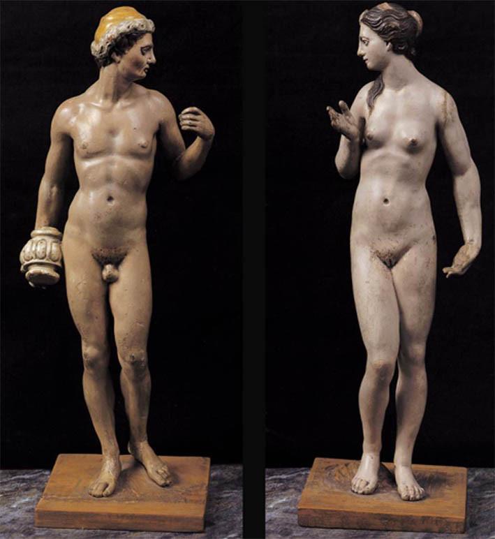 7. Epimeteo y Pandora, El Greco