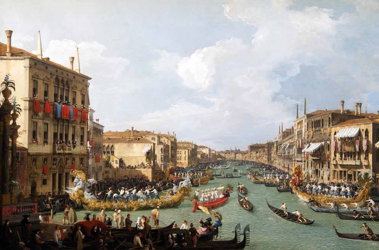 1. CANALETTO