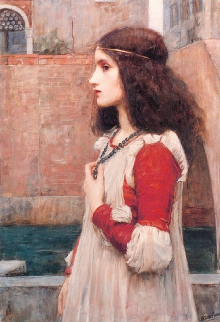 12. Julieta, Waterhouse, 1898