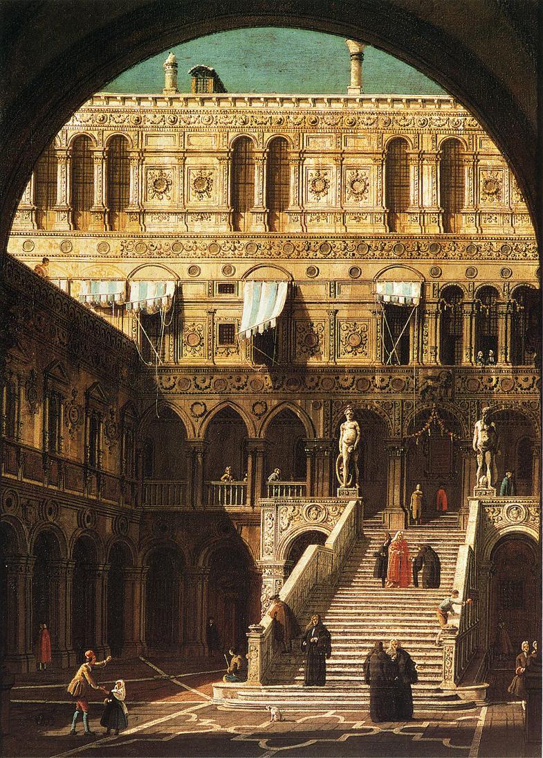 12. Scala Dei Giganti (1765)