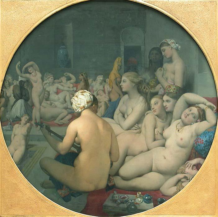 14. El baño turco