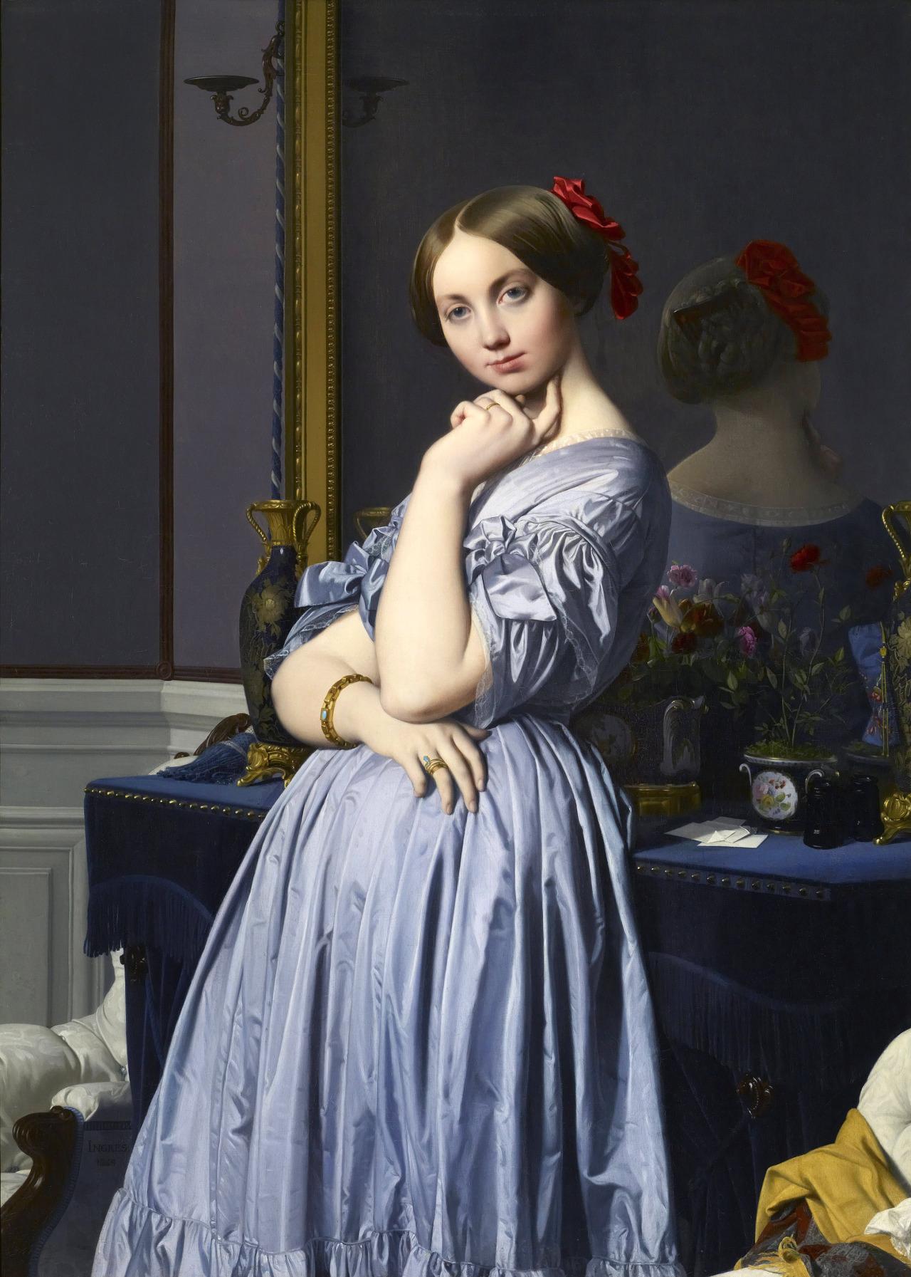 15. La condesa d'Haussonville