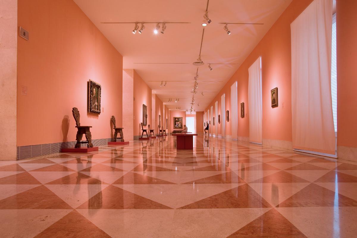 2. Interior Museo Thyssen