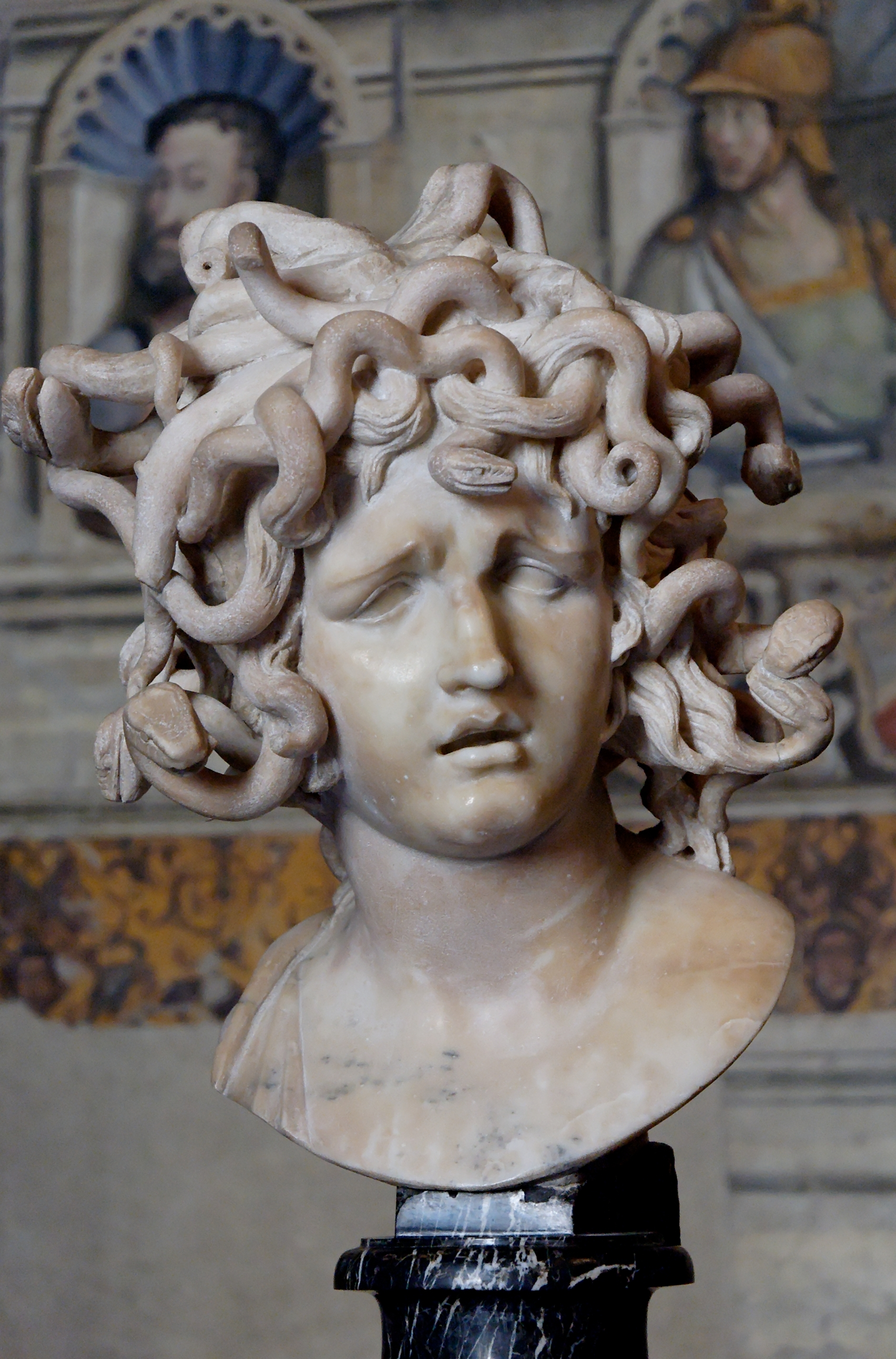 1 MEDUSA BERNINI