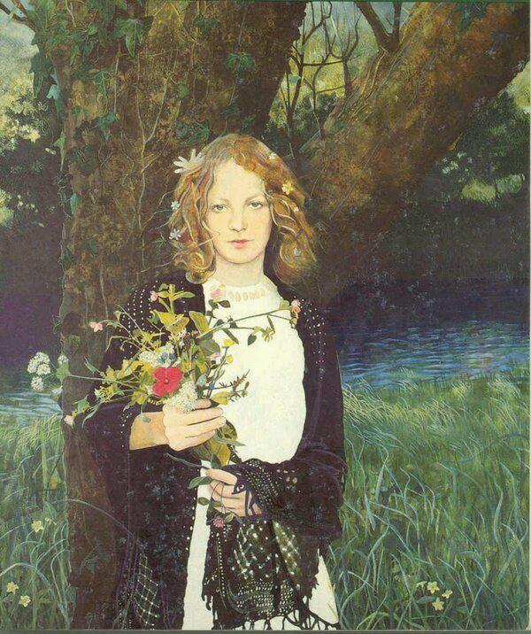16. Annie Ovenden, Ofelia, 1979