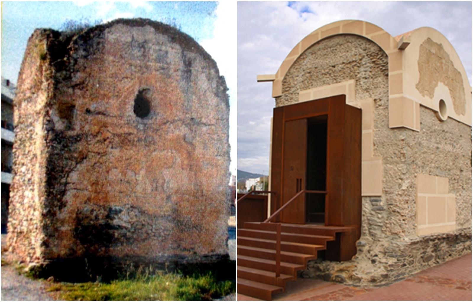 2. Mausoleo Romano de Abla