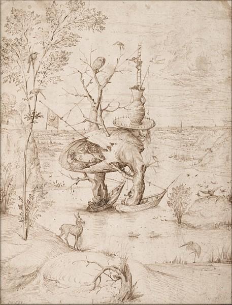 15. El hombre árbol, BOSCO