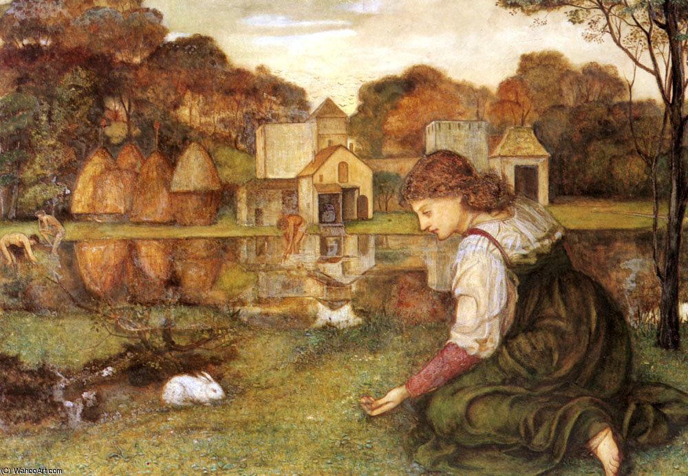 6. El conejo blanco