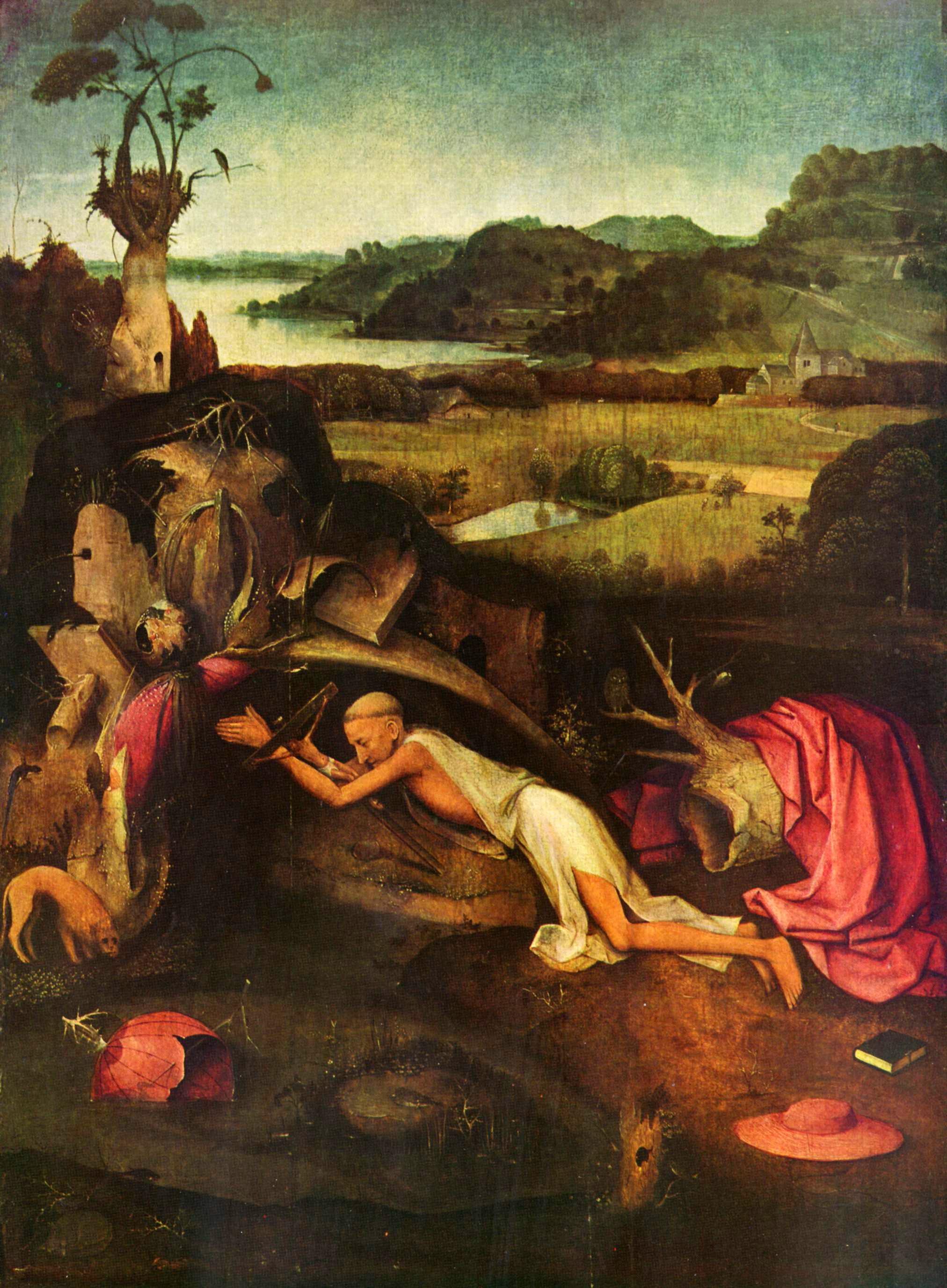 6. San Jerónimo en oración