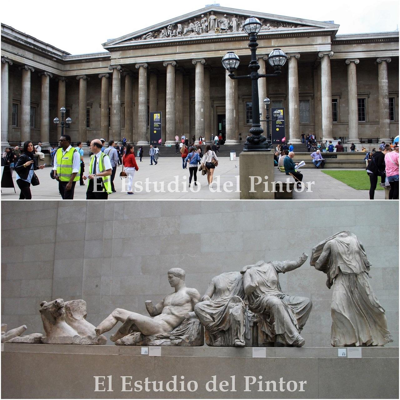 1. British Museum, Londres