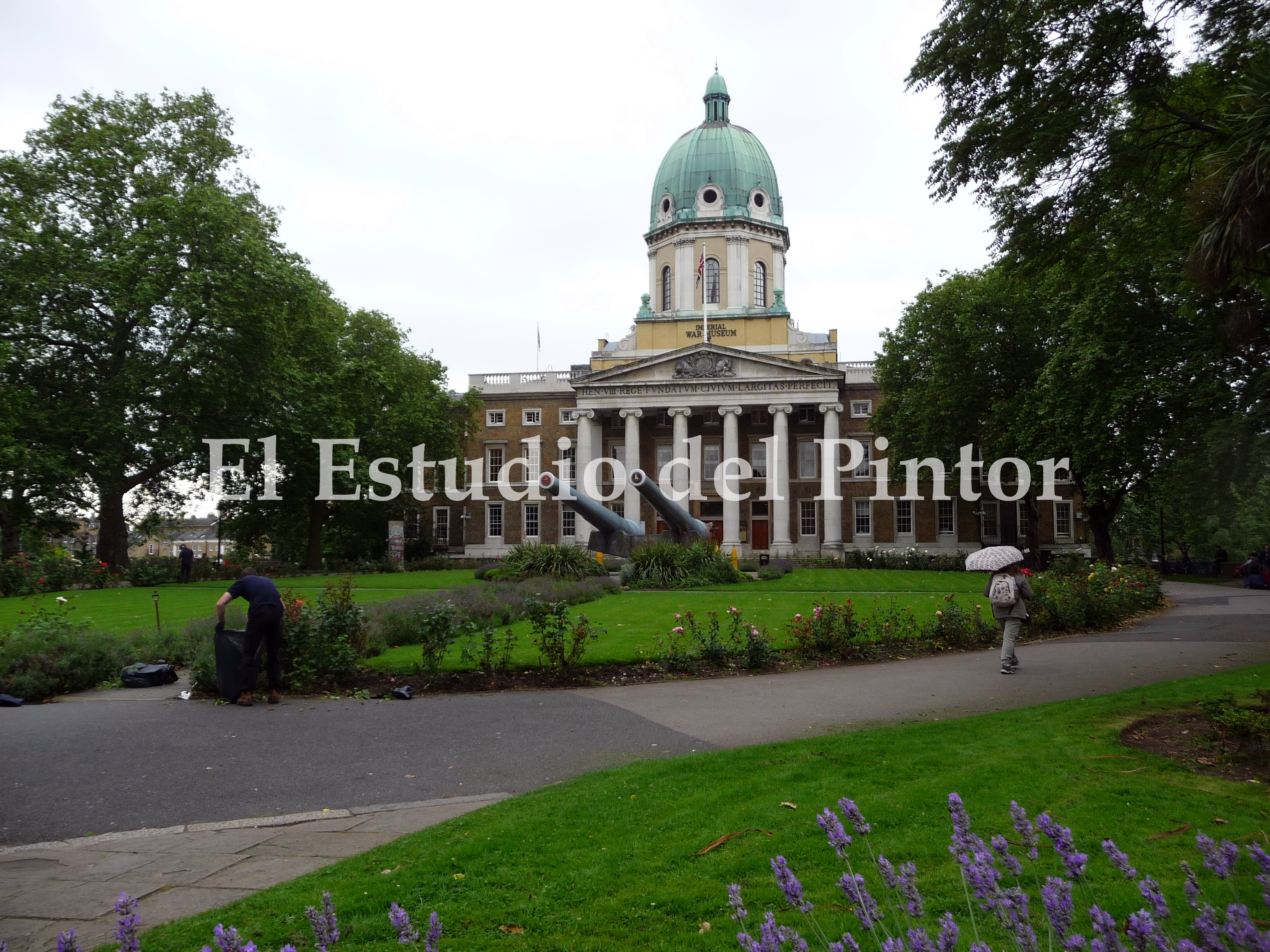 10. Imperial War Museum, Londres