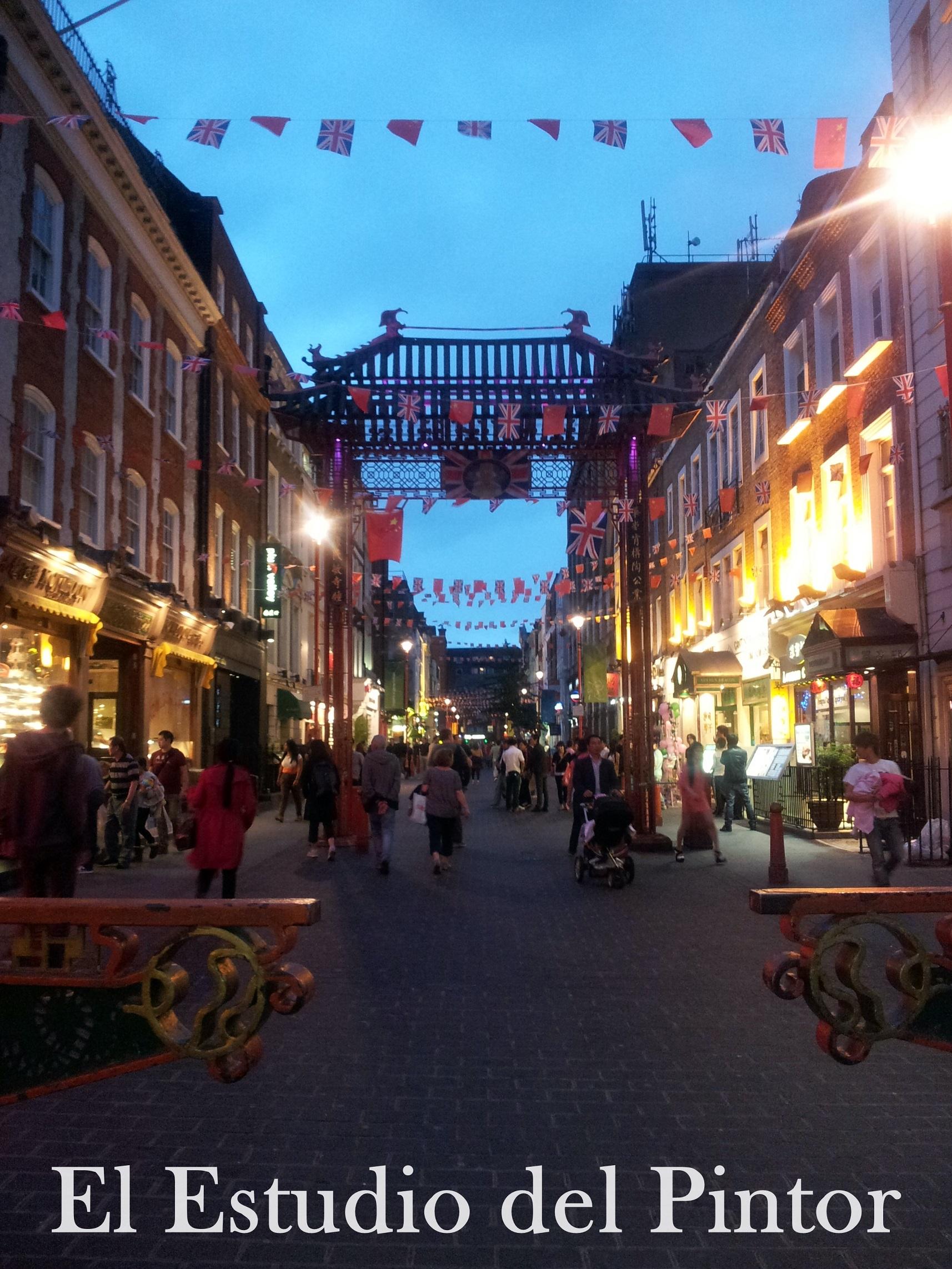 11. Chinatown