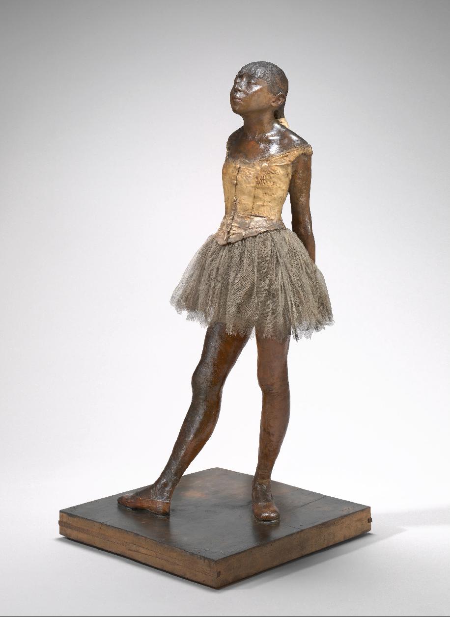 12. Pequeña bailarina