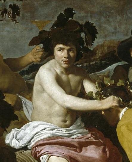 2. Dionisos, Los Borrachos