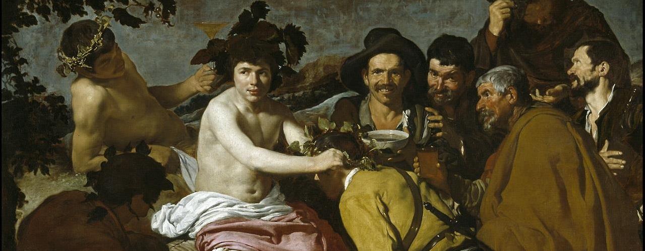 5. Los Borrachos, Velázquez