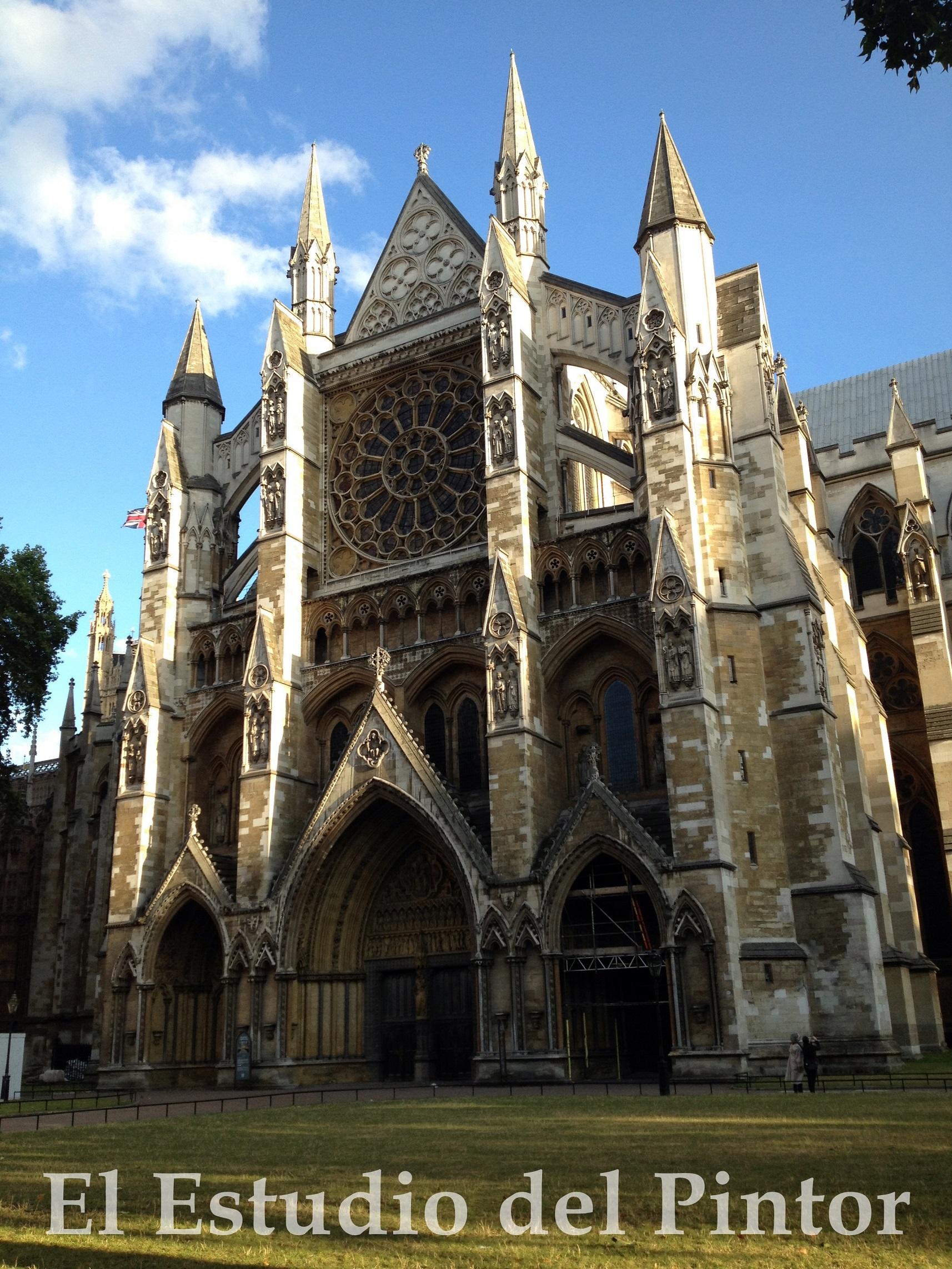 7. Webmister Abbey, Londres
