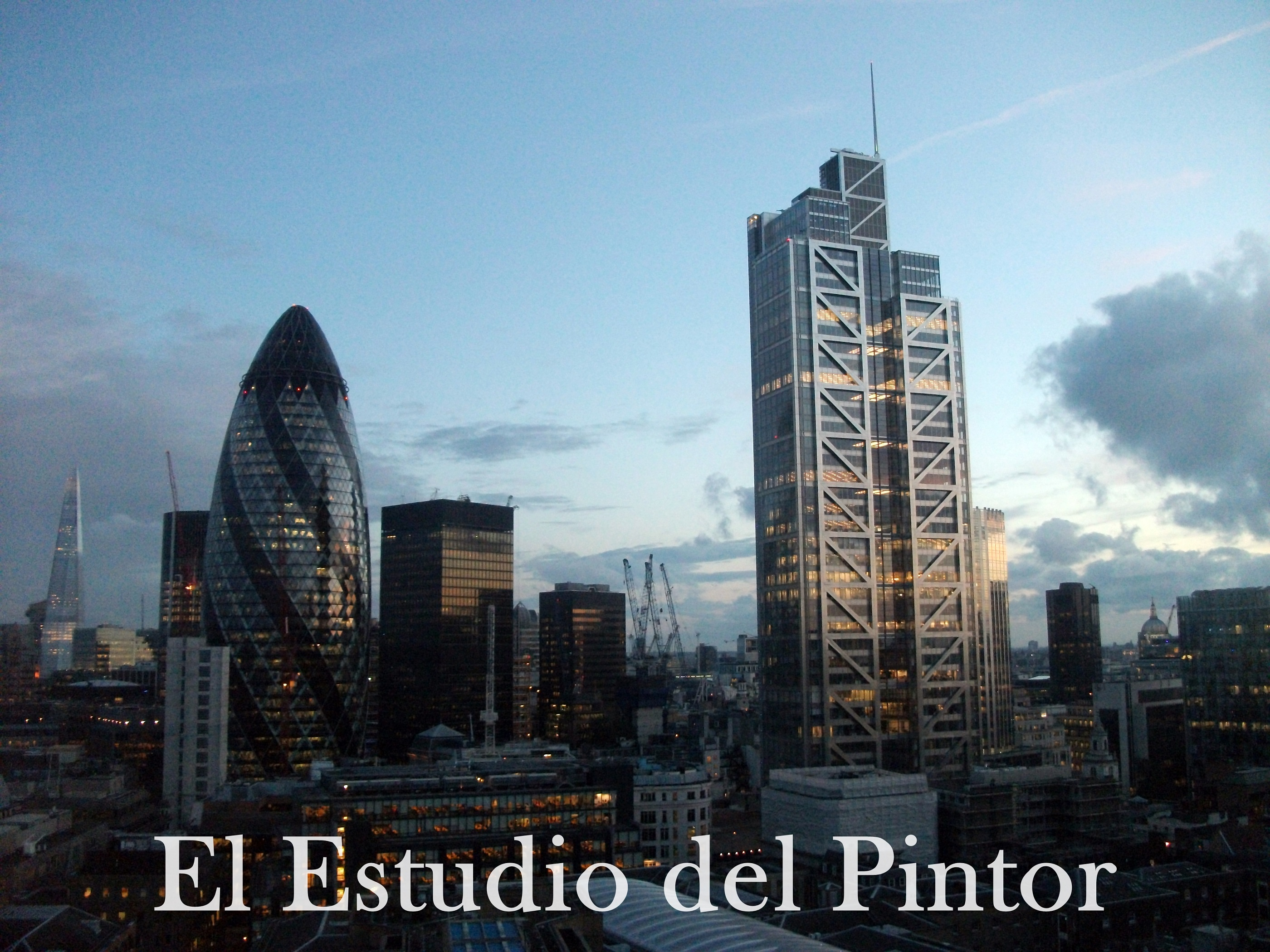 8. City of London