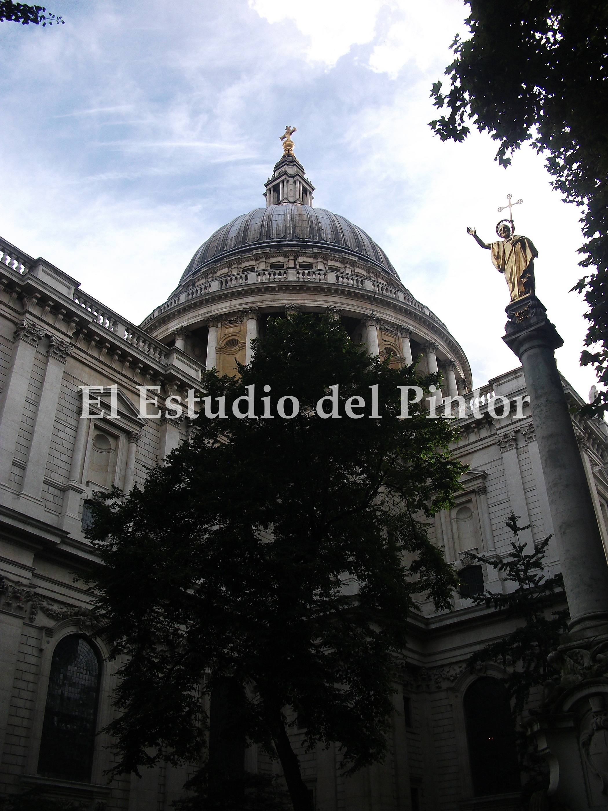 8. St. Pauls Cathedral, Londres