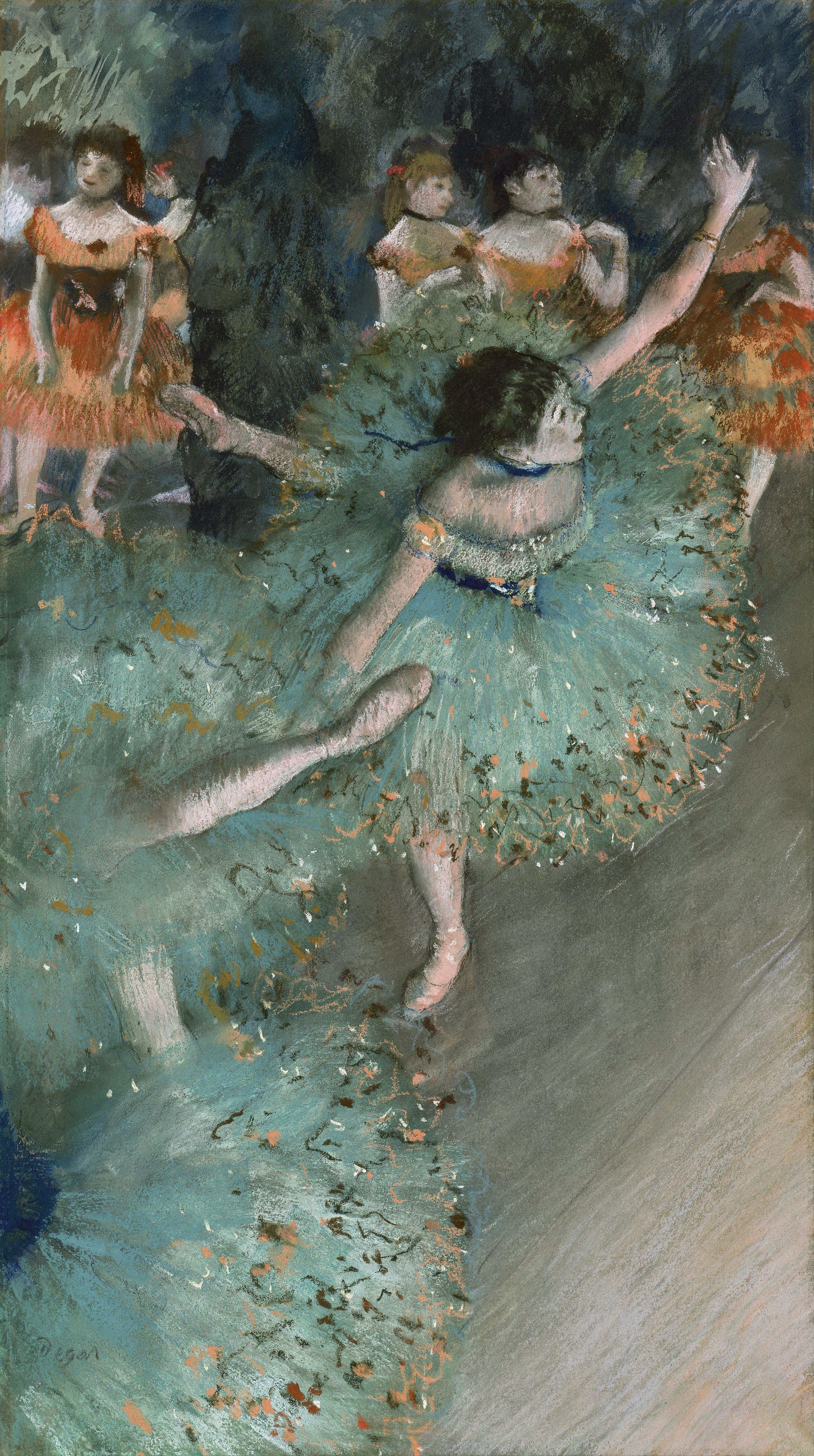 9. Bailarinas