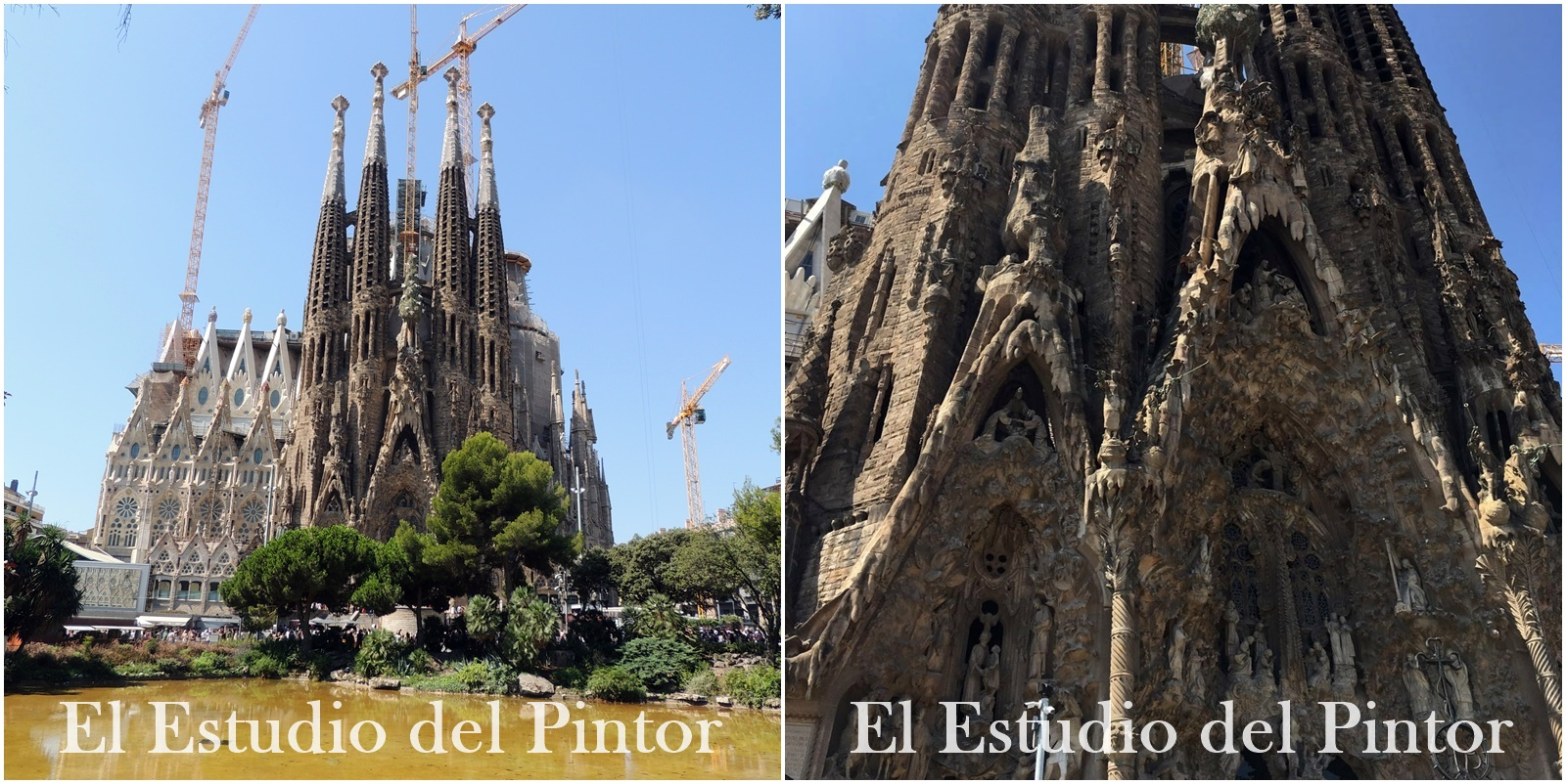 1. Sagrada Familia, Gaudí