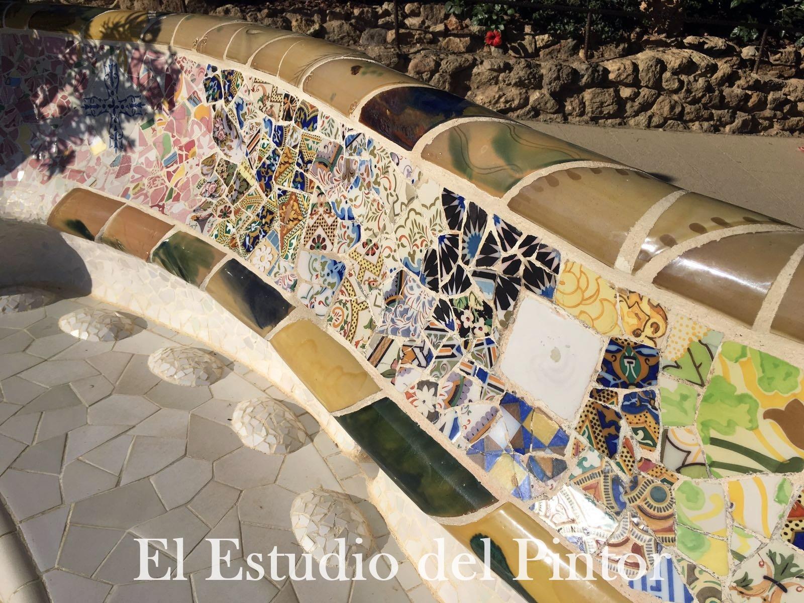 6. Park Güell, Gaudí 2