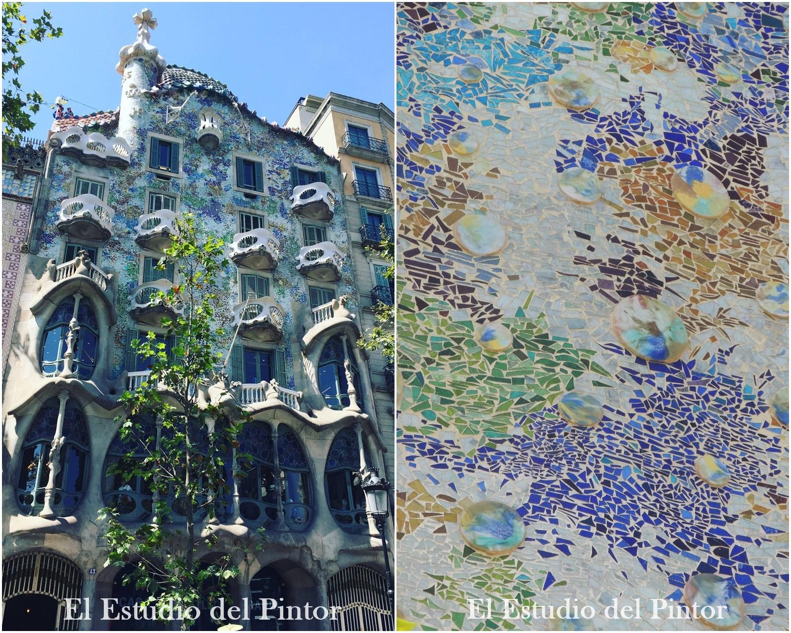 8. Casa Batlló, Gaudí