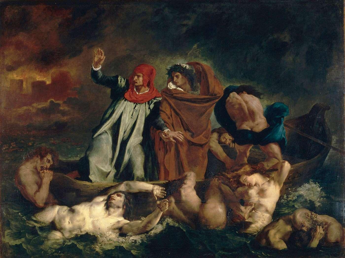 2-dante-y-virgilio-en-el-infierno-1822-delacroix