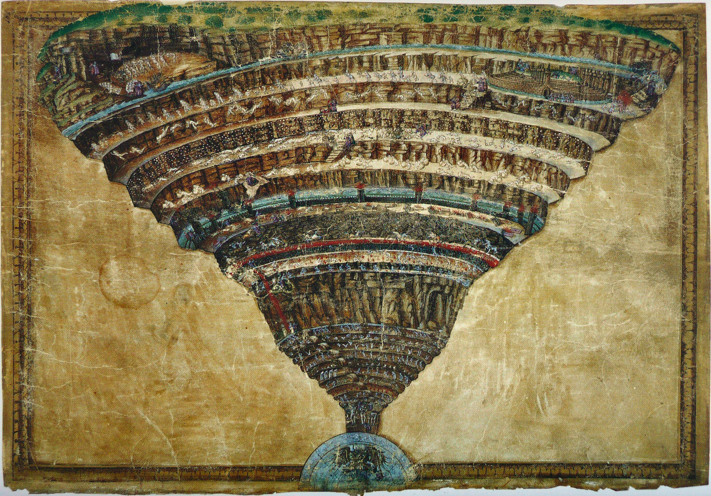 3-el-infierno-visto-por-botticelli-1480-95