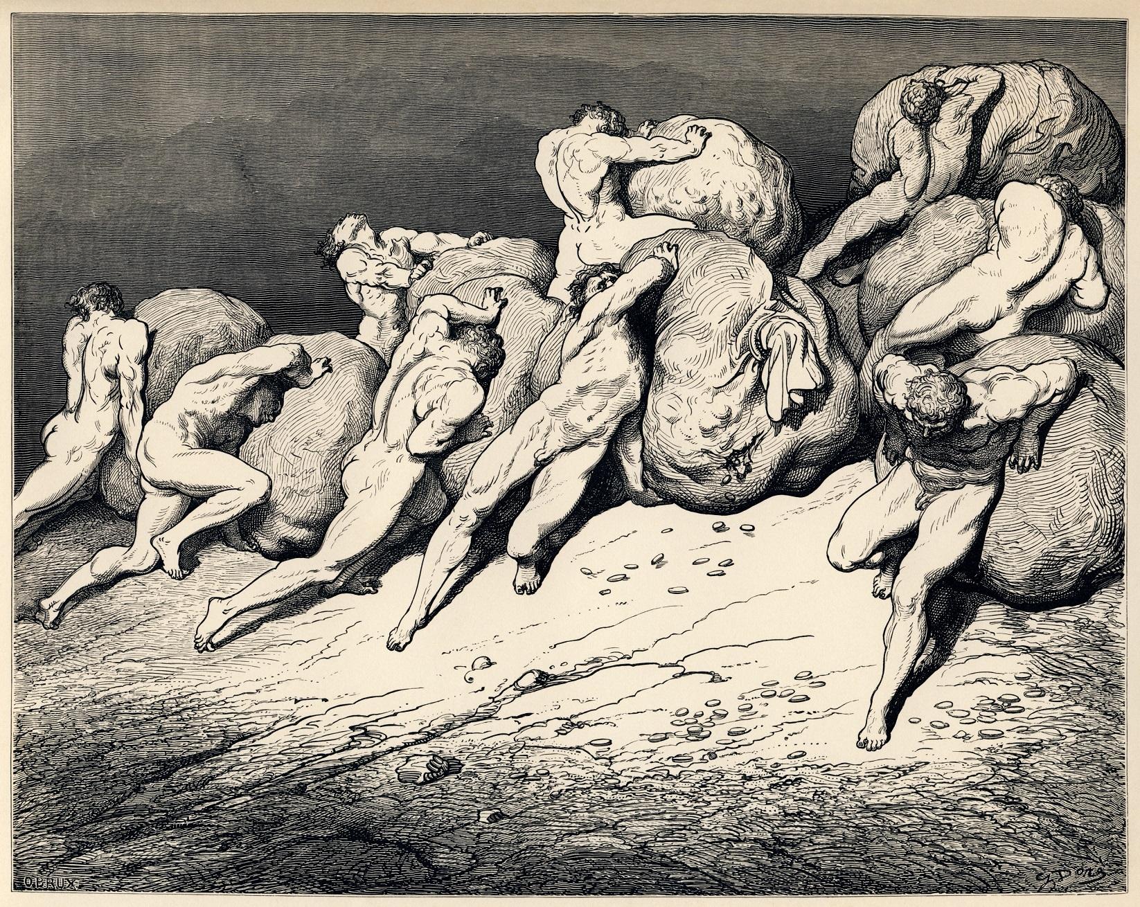 5-gustave-dore-canto-vii-1857