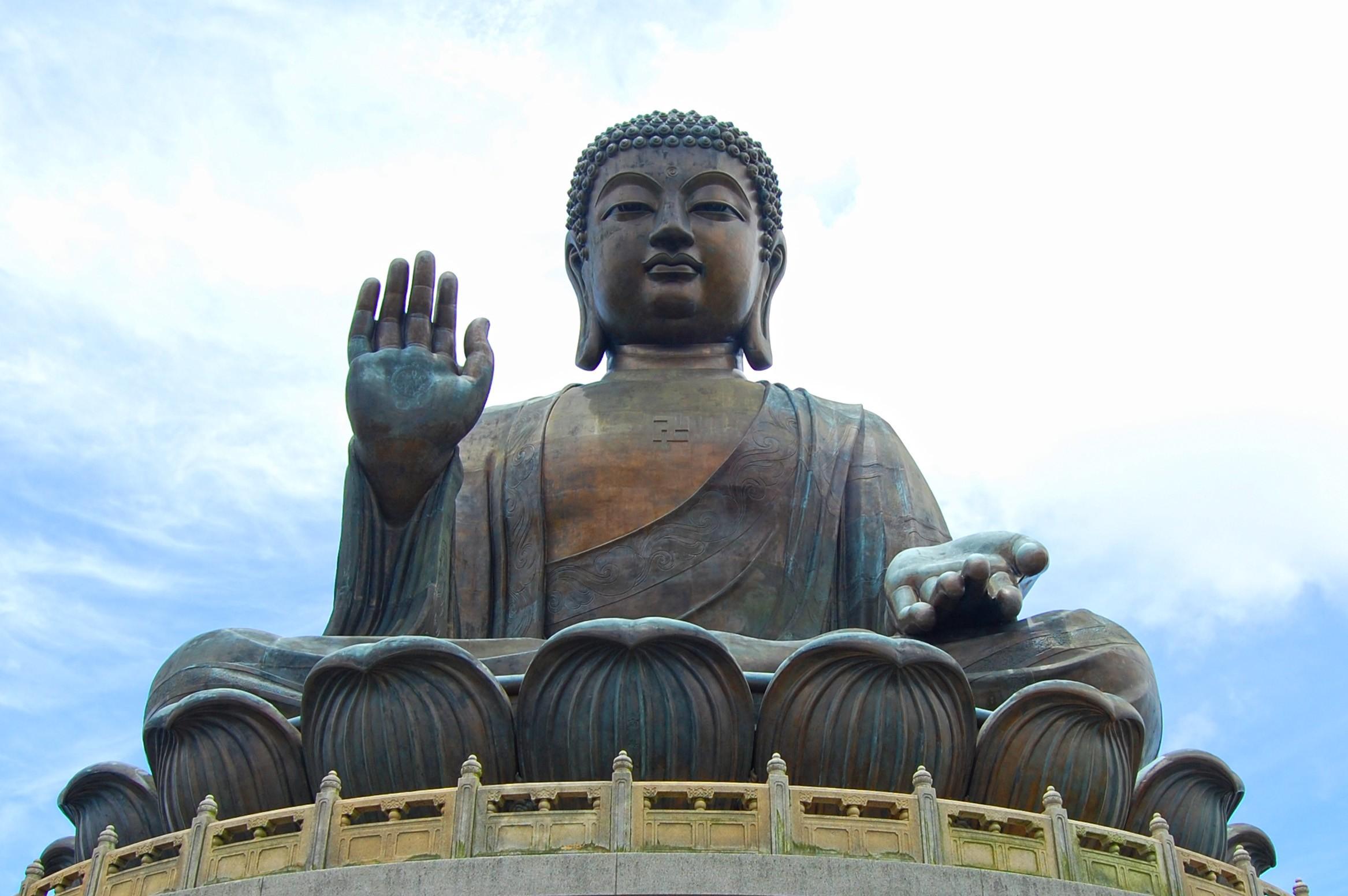 11. Buda de Tian Tan